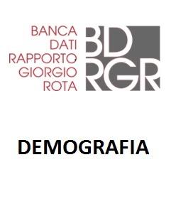 Banca dati: demografia aggiornata