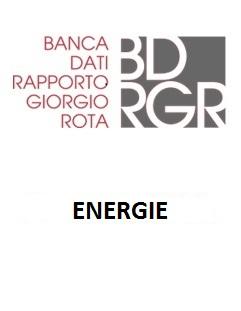 Banca dati: energie aggiornata
