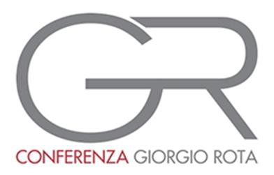 «Giorgio Rota» Conference 2018